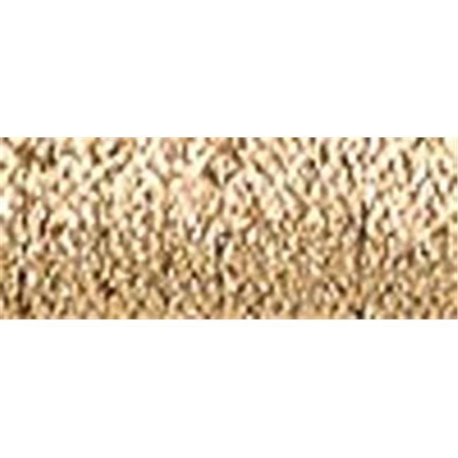 Kreinik Very Fine Metallic Braid #4 12yd-vintage Amber