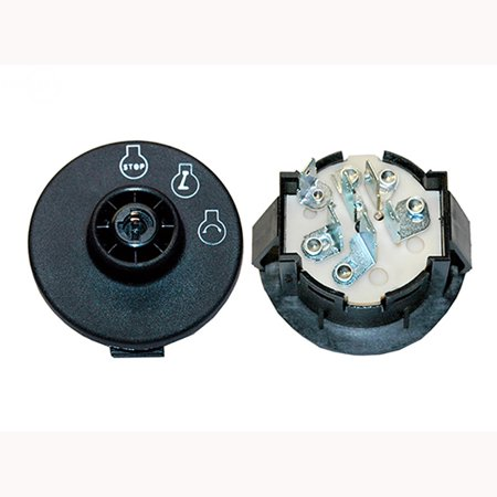 Ignition Switch For Toro Lawnboy Zero Turn Mower Timecutter Replaces 117 2222