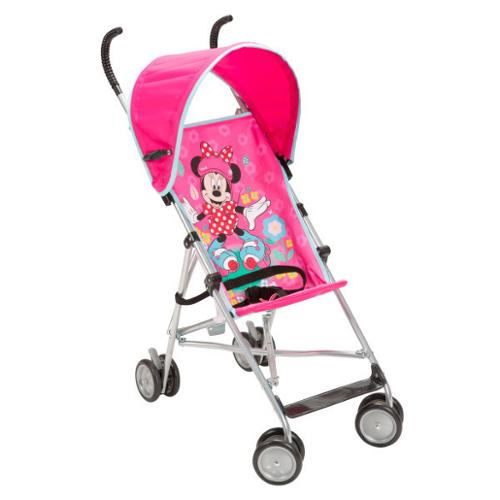 Disney Umbrella Stroller with Canopy in All About Minnie by Disney