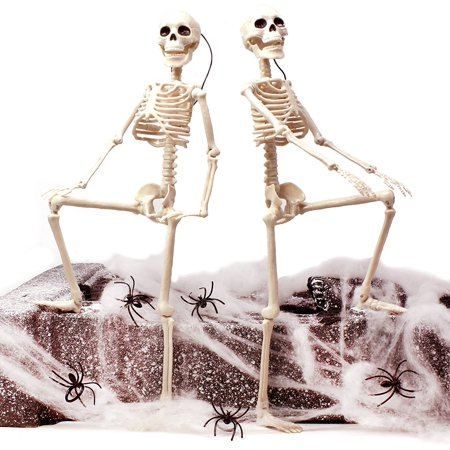 Posable Skeletons Halloween (Gold Toy 2 Packs 16