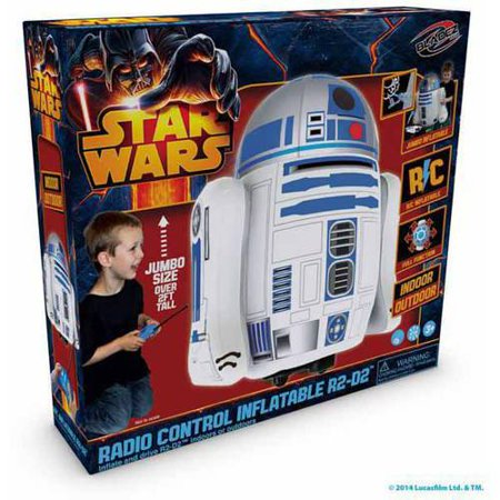 Star Wars R2-D2 Radio-Controlled Inflatable - Star Wars Remote Control