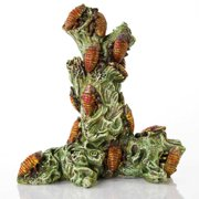 "BioBubble Decorative Madagascar Roach Tower, 6.5"" x 5.25"" x 7.5"""