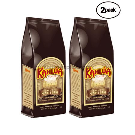 Kahlua French Vanilla Ground Coffee (2 bags/12 - Kahlua French Vanilla