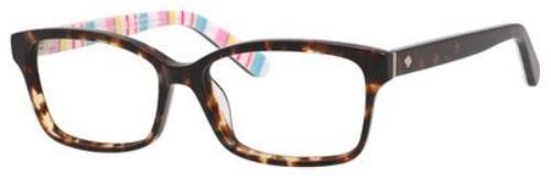 Kate Spade Ninette Eyeglasses Color 0003 00