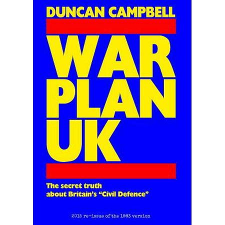 War Plan UK - Halloween Uk History
