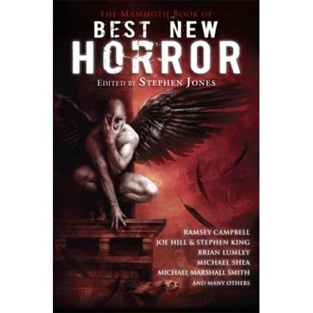 The Mammoth Book of Best New Horror 21 - eBook