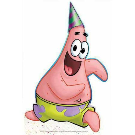 patrick star birthday Patrick Star Birthday Standee   Walmart.com patrick star birthday
