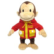Curious George Learn to Dress George