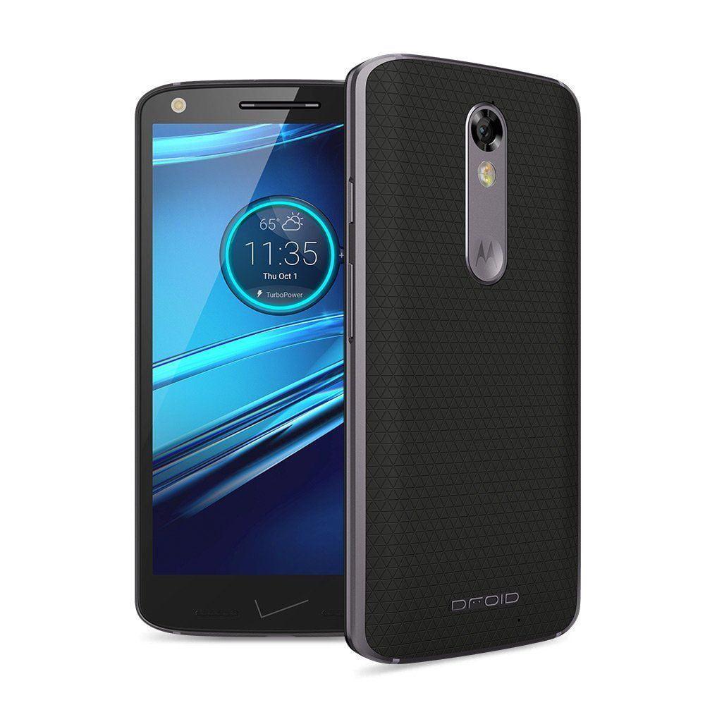 Used (Tested & Cleaned) Motorola DROID Turbo 2, XT1585 32...