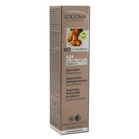 Age Protection Eye Cream Logona 15 ml Cream