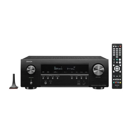 Denon AVR-S750H 7.2 Channel AV Receiver with Voice Control, Bluetooth & (Best Av Receiver 2019 Under 300)