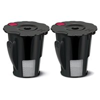 keurig 2.0 my k-cup reusable coffee filter, set of 2