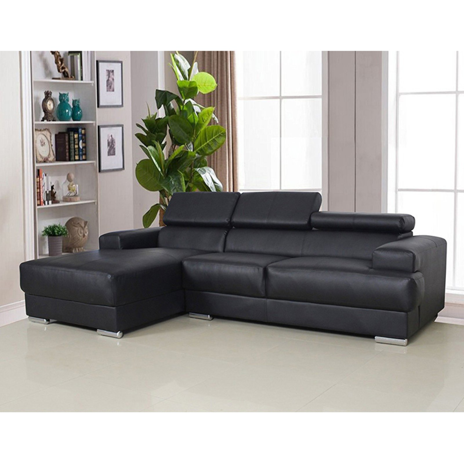 U.S. Pride Furniture Direct Gabriel Contemporary Sofa Sectional