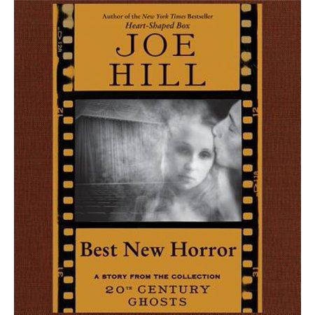 Best New Horror - Audiobook