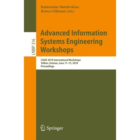 Advanced Information Systems Engineering Workshops - eBook