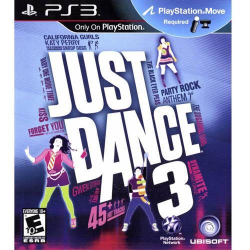 Just Dance 3 (PS3) - Pre-Owned