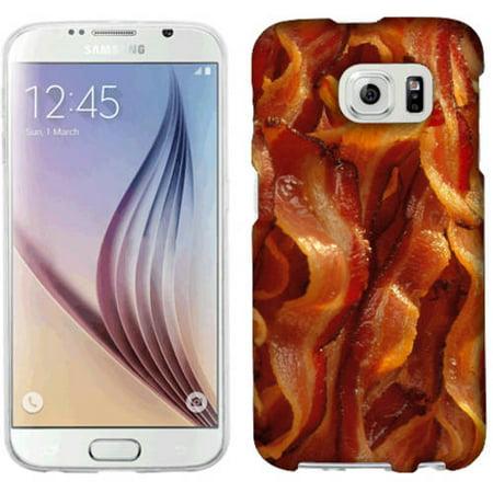 Maple Bacon Cake (Mundaze Tasty Bacon Phone Case Cover for Samsung Galaxy)