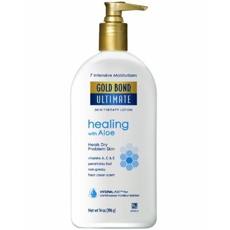 GOLD BOND® Ultimate Healing Lotion with Aloe