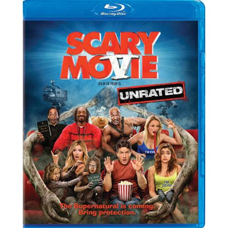 Scary Movie V  Blu Ray   Canadian  Unrated