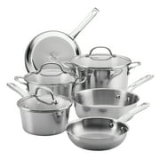 Ayesha Curry 9-Piece Cookware Set