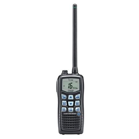 (The Amazing Quality Icom M36 Floating Handheld VHF Radio - 6W)