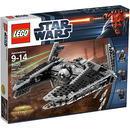 LEGO Star Wars Sith Fury-class Interceptor Play Set