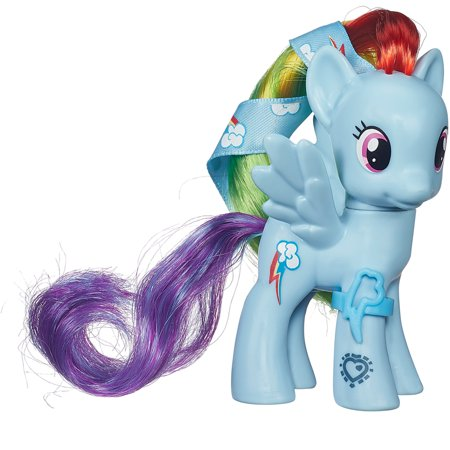 My Little Pony Cutie Mark Magic Rainbow Dash - My Little Pony Rainbow Dash Sister