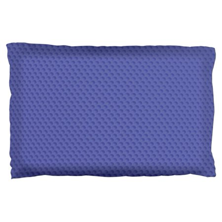 Halloween Golf Ball Costume Blue Pillow Case - Halloween Costume Ball