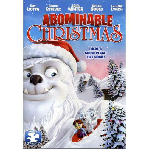 Abominable Christmas (Exclusive) (Widescreen, WALMART EXCLUSIVE)