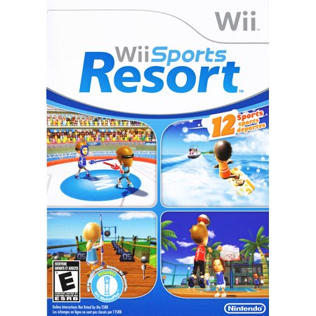 Refurbished Wii Sports Resort With Motion Plus Adapter ()