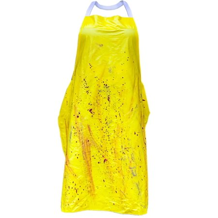 The Texas Chainsaw Massacre Adult Costume Apron](The Texas Chainsaw Massacre Halloween Costume)