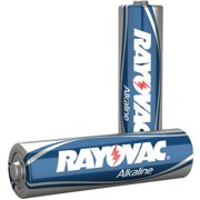 Rayovac AA Alkaline Batteries, 8-Pack