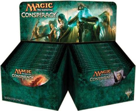 Magic The Gathering Conspiracy Booster Box by Wizards of the Coast