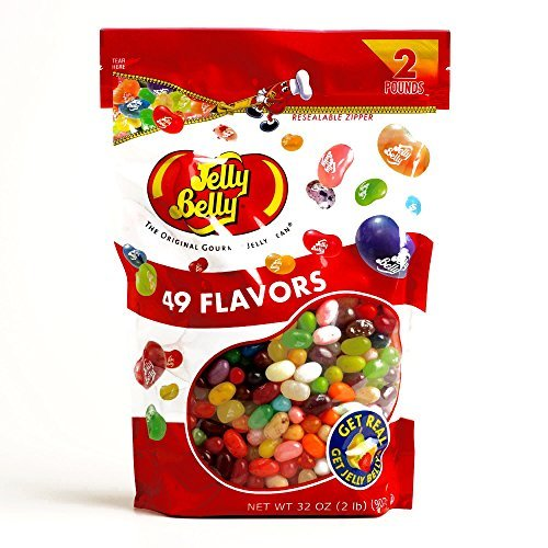 JELLY Belly Beananza 2-Pound Bag (6 Items Per Order)
