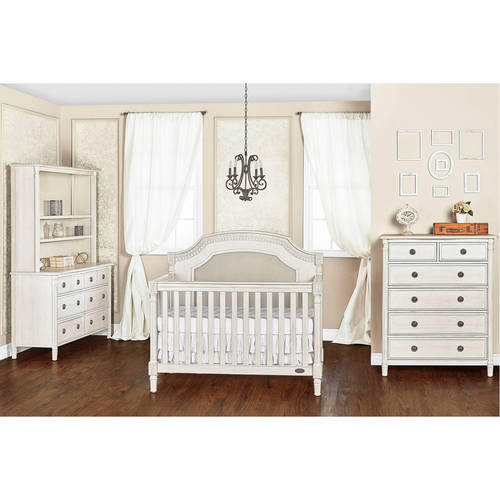 Evolur Julienne 5-in-1 Convertible Crib, Choose Your Finish by Evolur