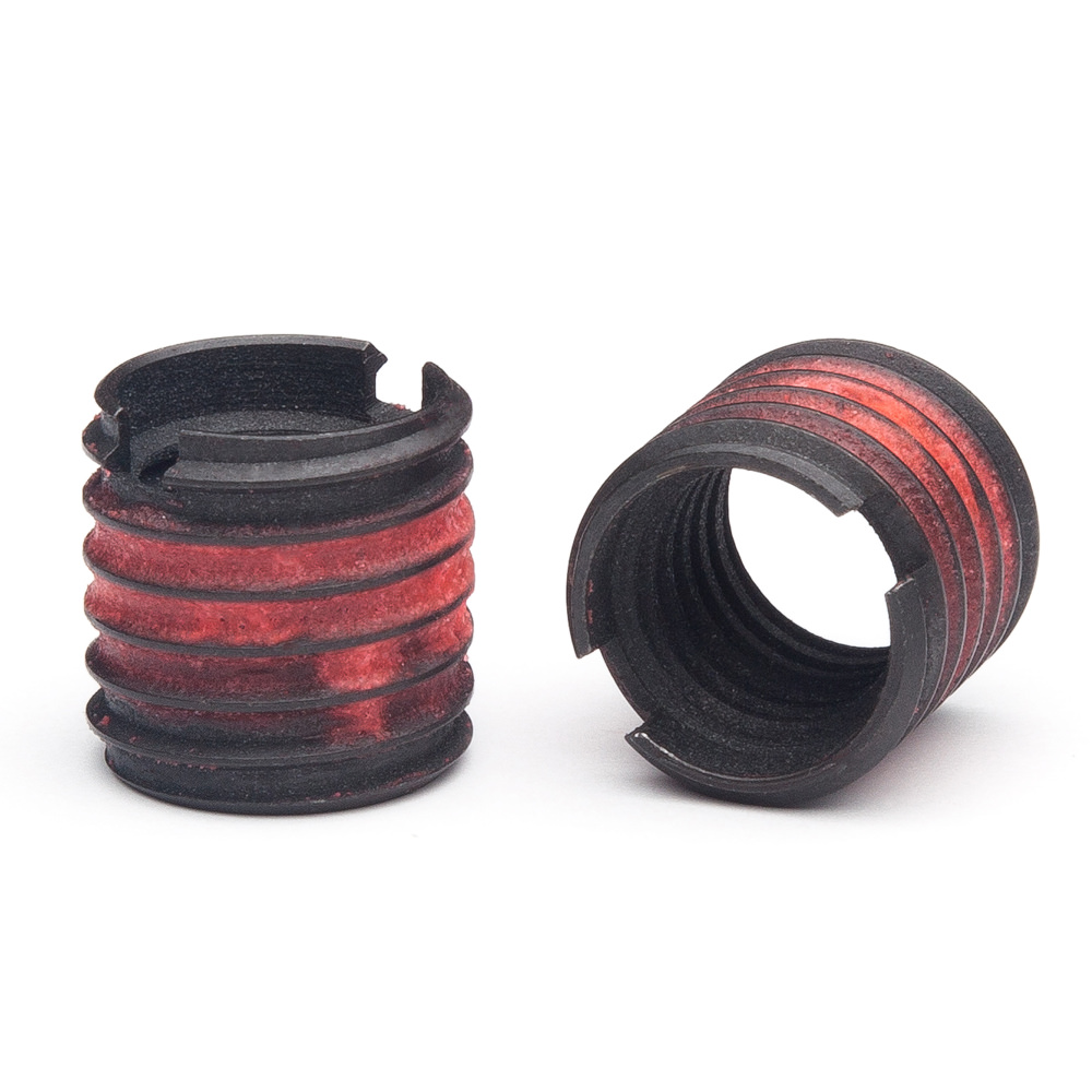 E-Z LOK™ Threaded Insert - Thin Wall - Carbon Steel - M10-1.5 x 1/2-13 (Pack of 5)