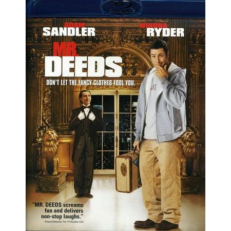 Mr. Deeds (Blu-ray)