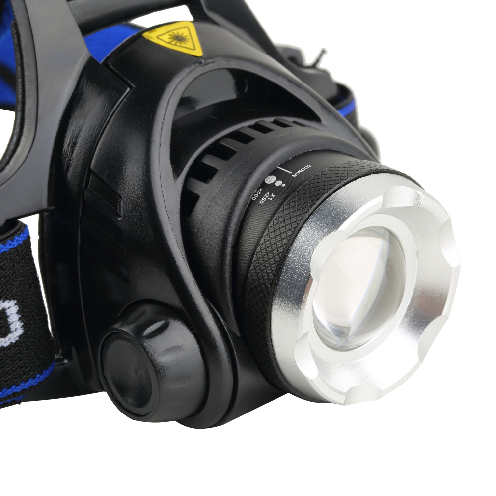 New 6000Lm XML XM-L T6 LED 3-Modes Reable 18650 Headlamp Headlight Head Torch Hot sale