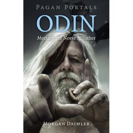 Pagan Portals - Odin : Meeting the Norse - The Origins Of Halloween Pagan