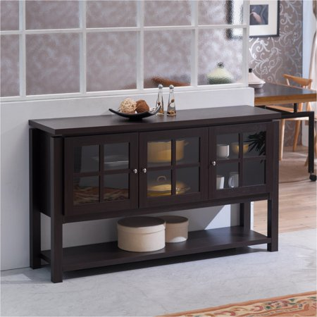 Outdoor Buffet Table (Furniture of America Cendra Buffet)
