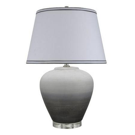 Aspen Creative Corporation Ceramic 24'' Table Lamp ()