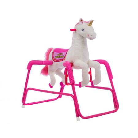 Rockin' Rider Moonlight Spring Unicorn