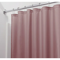 Product Image Mold Mildew Resistant Fabric Shower Curtain Liner