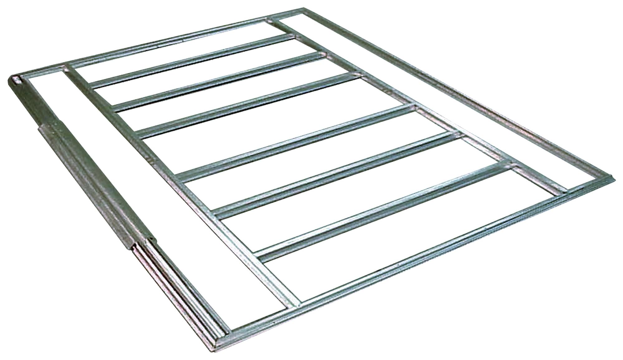 Shed Floor Frame Kit for 8 x 8 ft , 10 x 7 ft , 10 x 8 ft , 10 x 9 ft , 10  x 10 ft