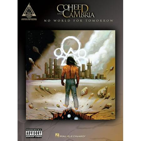 Coheed and Cambria - No World for Tomorrow (Songbook) - (Coheed And Cambria No World For Tomorrow)