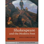 Shakespeare and the Modern Poet - eBook