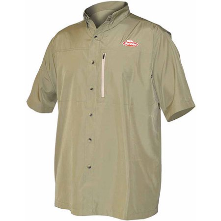 berkley fishing guide shirt
