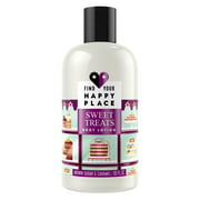 Find Your Happy Place Moisturizing Body Lotion Sweet Treats Brown Sugar and Caramel 10 fl oz
