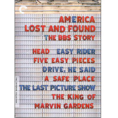America Lost and Found: The BBS Story (Criterion Collection) by CRITERION