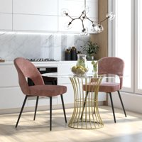 CosmoLiving Alexi Upholstered Dining Chair, Multiple Colors